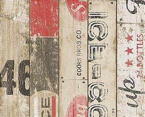 Papel de Parede Boys & Girls 959501 - 0,53cm x 10m