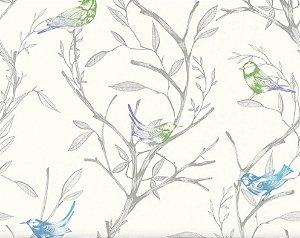 Papel de Parede Colibri 366231 - 0,53cm x 10m