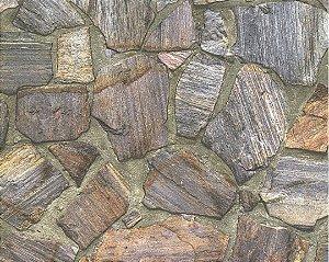 Papel de Parede Wood'n Stone 307241 - 0,53cm x 10,05m