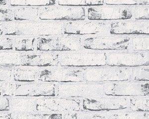 Papel de Parede Wood'n Stone 907837 - 0,53cm x 10,05m