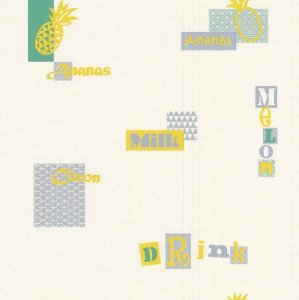 Papel de Parede Cuisines & Bains 51186202 - 0,53cm x 10,05m