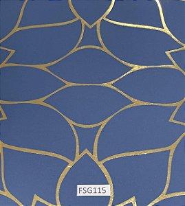 Papel De Parede Famous Scene FSG115 - 0,53cm x 10m