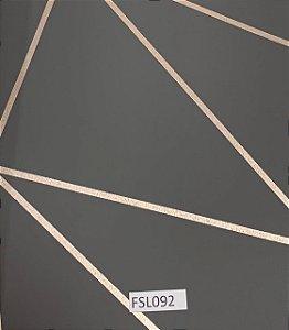 Papel De Parede Famous Scene FSL092 - 0,53cm x 10m