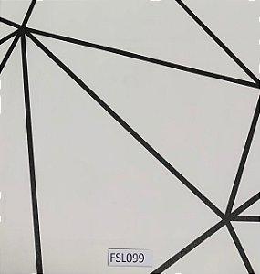 Papel De Parede Famous Scene FSL099 - 0,53cm x 10m