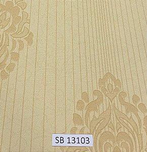 Papel De Parede Saint Baroque 13103 - 0,53cm X 10m