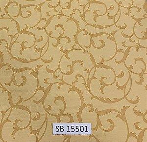 Papel De Parede Saint Baroque 15501 - 0,53cm X 10m