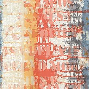 Papel de Parede Les Aventures 4 11200810 - 0,53cm x 10,05m