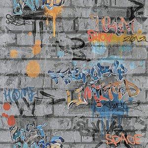 Papel de Parede Les Aventures 4 51135209 - 0,53cm x 10,05m