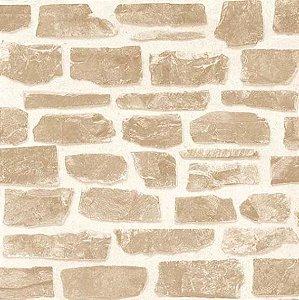Papel de Parede Roll In Stones AB003317 - 0,53cm x 10m