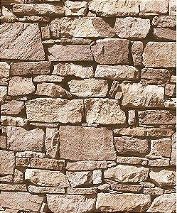 Papel de Parede Roll In Stones J45708 - 0,53cm x 10m