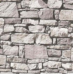 Papel de Parede Roll In Stones J45709 - 0,53cm x 10m