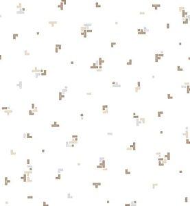 Papel De Parede Brincar 3637 - 0,53cm x 10m