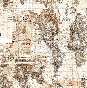 Papel De Parede Brincar 3649 - 0,53cm x 10m