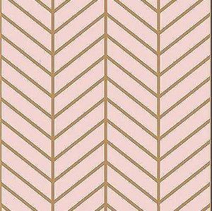 Papel de Parede Cubic 87427 - 0,53cm x 10m