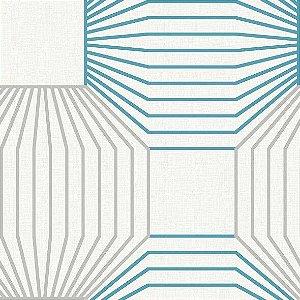 Papel de Parede New Vision SJ10107 - 0,53cm x 10m