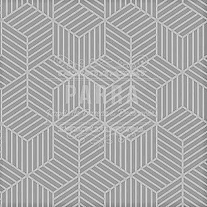 Papel de Parede Cubic 87418 - 0,53cm x 10m .