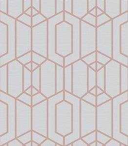 Papel de Parede Leeds 106582 - 0,53cm x 10m
