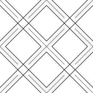 Papel De Parede Line Art MT779003- 0,53cm x 10m