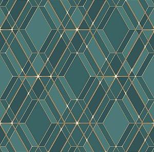 Papel de Parede Reflets L778-11 - 0,53cm x 10m