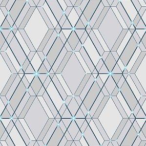 Papel de Parede Reflets L778-01 - 0,53cm x 10m