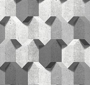 Papel de Parede Reflets L779-09 - 0,53cm x 10m