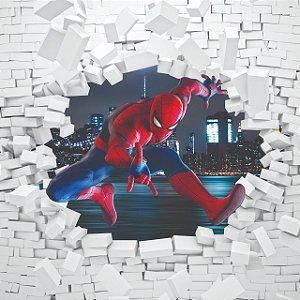 Painel Fotográfico Homem Aranha - 2,80 L x 2,20 A