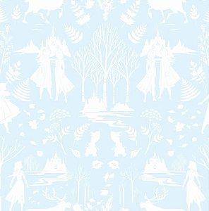 Papel de Parede Disney DI1014 - 0,53cm x 10m
