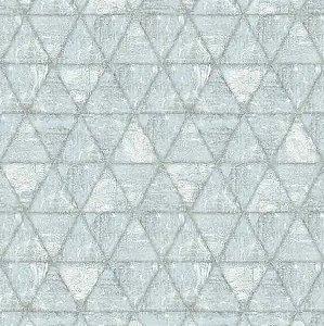 Papel de Parede Hexagone L61709 - 0,53cm x 10m