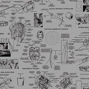 Papel de Parede Disney DI0936 - 0,53cm x 10m