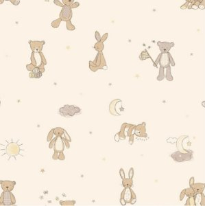 Papel de Parede Imagine Fun I 667401 - 0,53cm x 10m