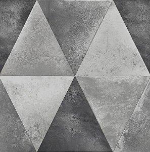 Papel de Parede Hexagone L62509 - 0,53cm x 10m