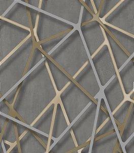 Papel de Parede Star M24709 - 0,53cm x 10m