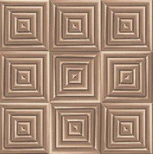 Papel de Parede Hexagone L446-05 - 0,53cm x 10m