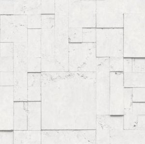 Papel de Parede Hexagone L589-09 - 0,53cm x 10m
