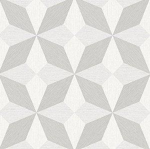 Papel de Parede Blackburn 25301 - 0,53cm x 10m