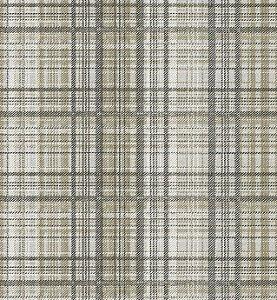 Papel de Parede Kilt 24266 - 0,53cm x 10m