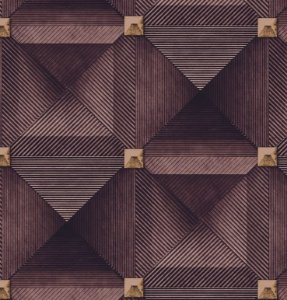 Papel de Parede Modern Art 880763 - 1,06m x 15,6m