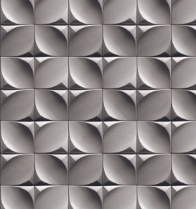 Papel de Parede Modern Art 880962 - 1,06m x 15,6m