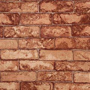 Papel de Parede Modern Rustic 122204 - 0,53cm x 10m