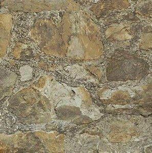 Papel de Parede Rustic Country PA130901 - 0,53cm x 10m
