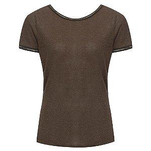 Camiseta Cláudia Verde