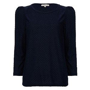 Blusa Megan Azul