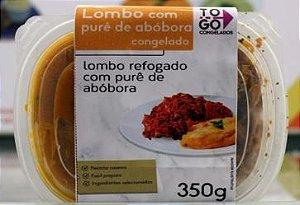 Lombo com Purê de Abóbora 350g