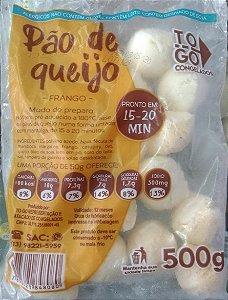 Pão de Queijo de Frango com Catupiry 500g
