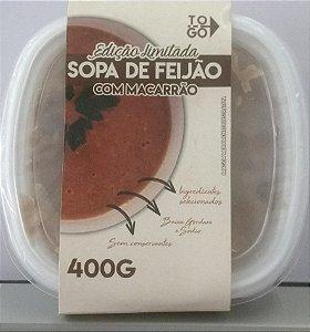 Sopa de Feijão com Macarrão 400g