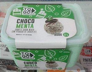 Sorvete Choco Menta 2 litros
