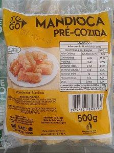Mandioca Pré-Cozida 500g