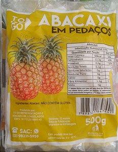 Abacaxi em Pedaços 500g
