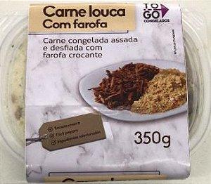 Carne Louca com Farofa Crocante 350g