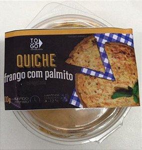 Quiche de Frango com Palmito 100g